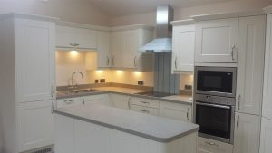 granny annexe kitchen