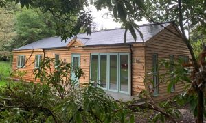 Williamson bespoke granny annexe