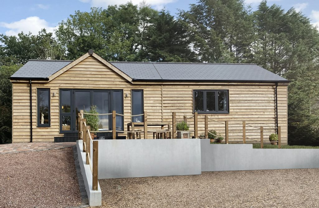 granny annexe is a cost effective solution to downsizing and being close to family
