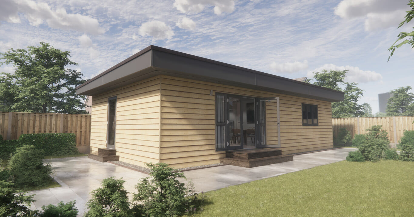 The Wheatley two bedroom annexe