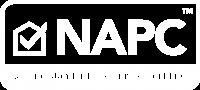 napc national annexe provider charter logo